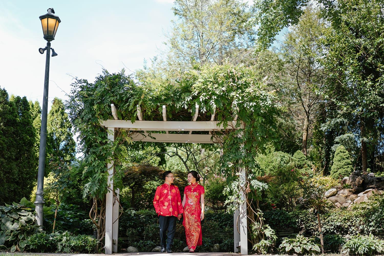 Fox Hollow wedding ceremony location