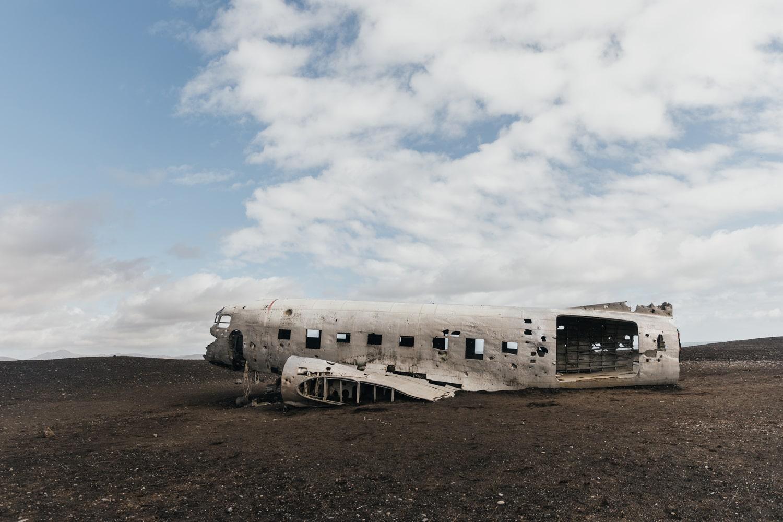 Solheimasandur DC-3 Plane Wreck